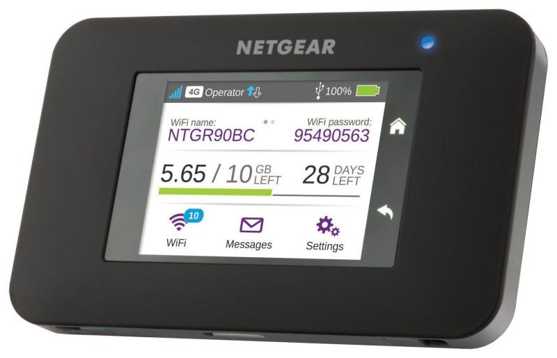 netgear aircard 790s mobile hotspot im test com. Black Bedroom Furniture Sets. Home Design Ideas