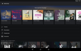 Spotify-App Android