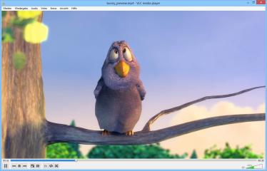 """Sobald Sie die Videoquelle und ein Konvertierungs-Preset gewählt haben, lässt sich mit """"Preview"""" eine Videovorschau abrufen, die Handbrake beispielsweise im VLC Media Player präsentiert."""