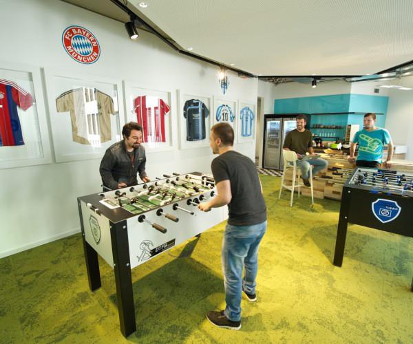 Google Office Irvine 1: So Sieht Das Neue Google Büro In München Aus