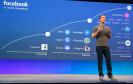 Mark Zuckerberg auf der Facebook F8