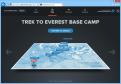 """Anlässlich des 60-jährigen Jubiläum der Erstbesteigung stellen Microsoft und GlacierWorks mit """"Everest: Rivers of Ice"""" eine interaktive Wissensplattform und Fotodokumentation zum Mount Everest ins Web."""
