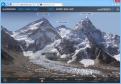 """Mit interaktiven Bildergalerien und Hot-Spot-Overlays beginnt der Nutzer eine Zeitreise in die Vergangenheit des """"Sagarmatha"""", wie der Everest auf Nepalesisch heißt."""