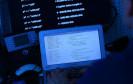 Laptop-Quelltext
