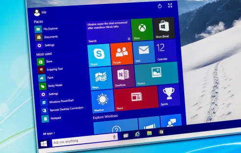 Microsoft hat die Systemanforderungen für Windows 10 geändert: Das Betriebssystem benötigt künftig mehr Arbeitsspeicher und unterstützt kleinere Bildschirme.