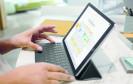 iPad Pro 9.7 mit Tastatur-Dock