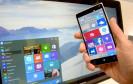 Windows 10 auf Desktop und Smartphone