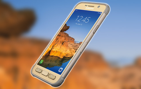 Das Samsung Galaxy S7 Active