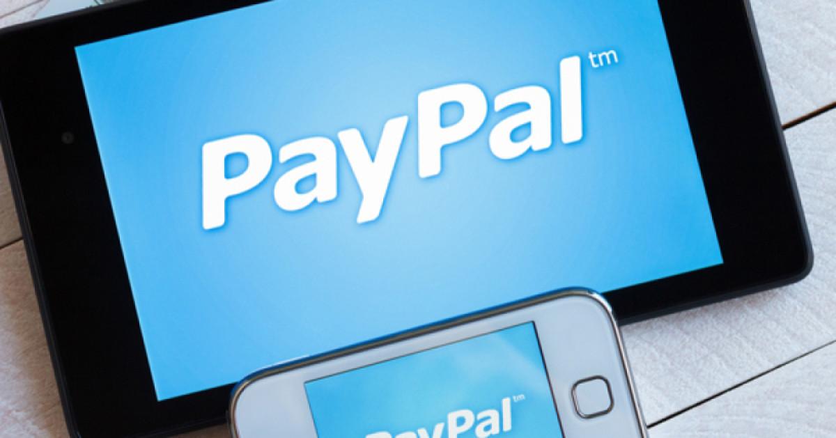 Paypal Kontodaten