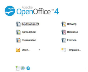 openoffice project management