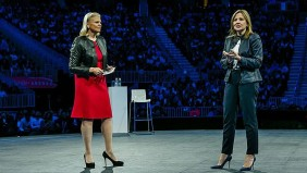 Ginni Rometty und Mary Barra