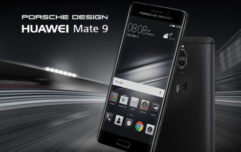huawei mate 9 setzt auf porsche design com professional. Black Bedroom Furniture Sets. Home Design Ideas