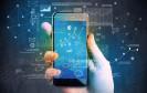 Business-Apps auf Smartphone
