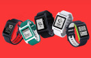 Smartwatches von Pebble