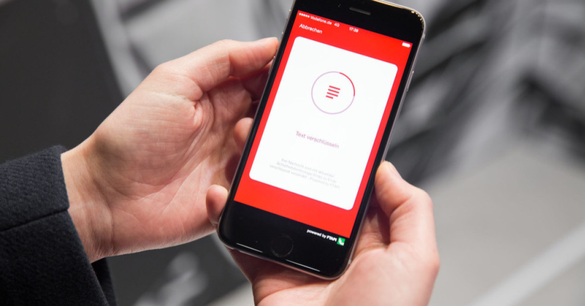 Vodafone Kunden Email