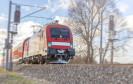 Bahn Regio-Zug