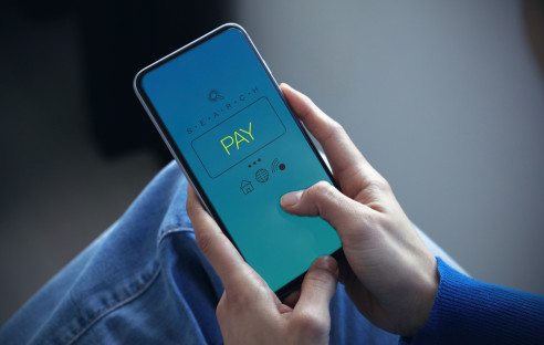 Payment am Smartphone