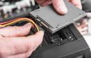 Einbau von SSD-Speicher
