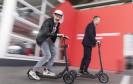 """Vodafone unterstützt das Tretroller-Projekt """"Egret"""""""