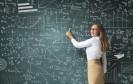 Mathematik auf der Tafel