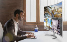 Philips-Monitor mit 4K