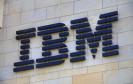 Sinkende Umsatzzahlen  bei IBM