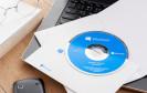 Windows-DVD auf Notebook