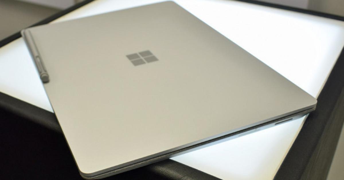 surface laptop mit windows 10 s im praxis check com. Black Bedroom Furniture Sets. Home Design Ideas