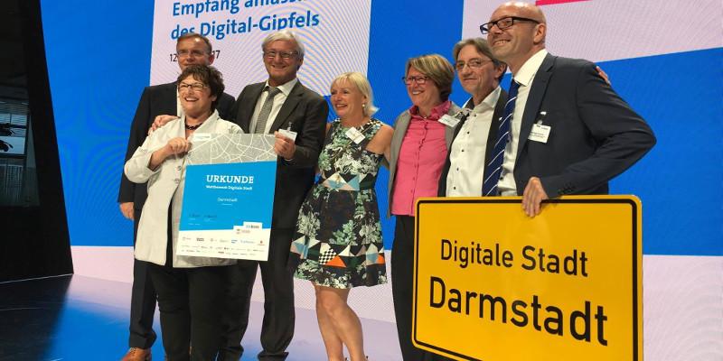 Darmstadt wird Modell für