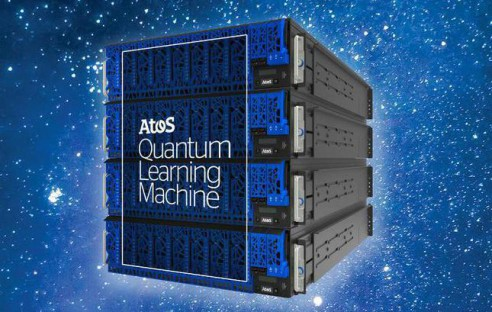 Quantum Learning Machine von Atos