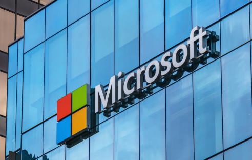 Cloud-Strategie zahlt sich aus — Microsoft
