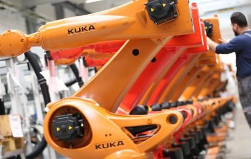 Kuka investiert in Standort Augsburg