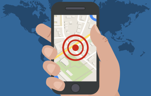 Smartphone-Tracking
