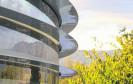 Das Headquarter von Apple erinnert an ein UFO
