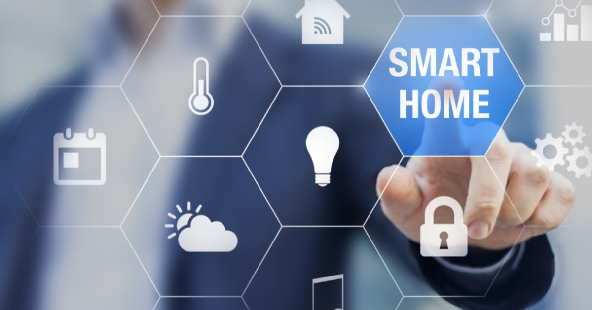 nutzer wollen sicherheit im smart home com professional. Black Bedroom Furniture Sets. Home Design Ideas