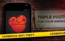 Cerberus Anti-Diebstahl lokalisiert verlorene oder gestohlene Android-Smartphones.
