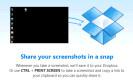 Cloud-Dienst: Dropbox führt Screenshots-Import ein