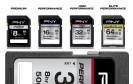 SD- und CF-Flash-Karten: Neue Speicherkarten von PNY