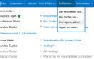 Im E-Mail-Dienst Outlook.com kann man mit verknüpften Postfächern zwischen diesen wechseln, ohne dass man ein Passwort eingeben muss. Diese Möglichkeit schafft Microsoft nun ab.