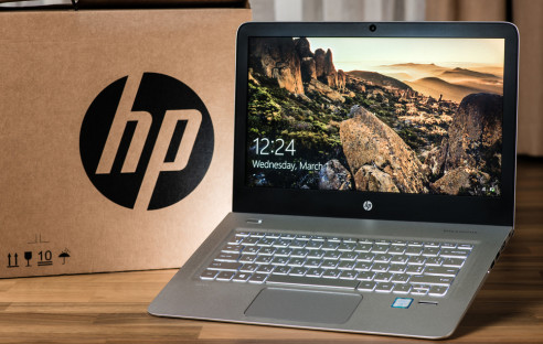 HP-Notebook
