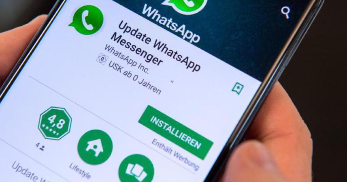 Whatsapp Version Veraltet Umgehen