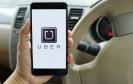 Uber auf dem Smartphone