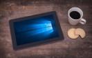 Windows 10 auf Tablet