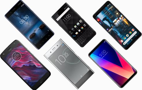 Samsung fehlt bei Googles Empfehlungen für Unternehmen