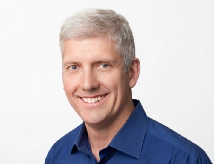 Googles Hardware-Chef Rick Osterloh