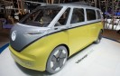 Autonomer-Volkswagen-Bus I.D Buzz