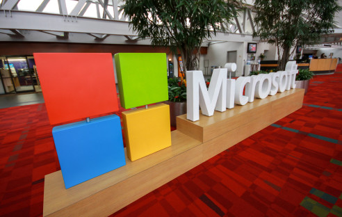 Microsoft investiert 5 Milliarden Dollar in Internet der Dinge