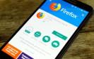 Firefox auf dem Smartphone