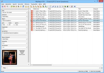 Der Tag-Editor Mp3tag ist eines der wichtigsten Werkzeug für die Pflege Ihrer MP3-Sammlung. Hauptaufgabe solch des Tools ist das Bearbeiten der ID3-Informationen zu Interpret, Album und Titel in den MP3-Dateien.