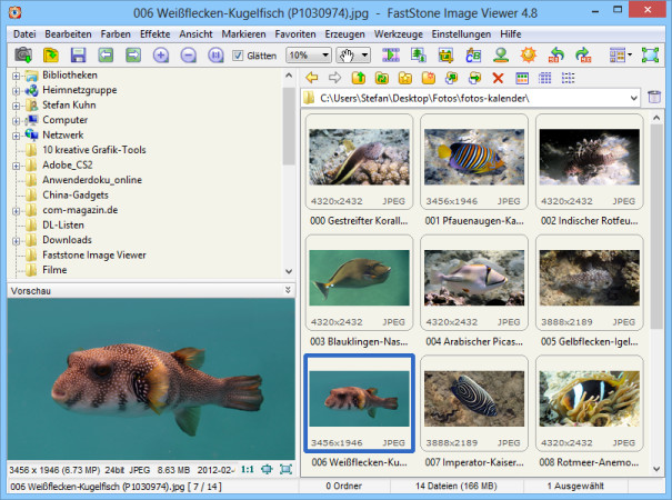 Faststione Image Viewer
